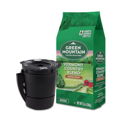 Green Mountain Coffee® Vermont Country Blend® Bundle