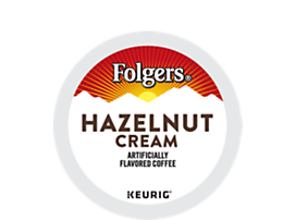 Hazelnut Cream Coffee