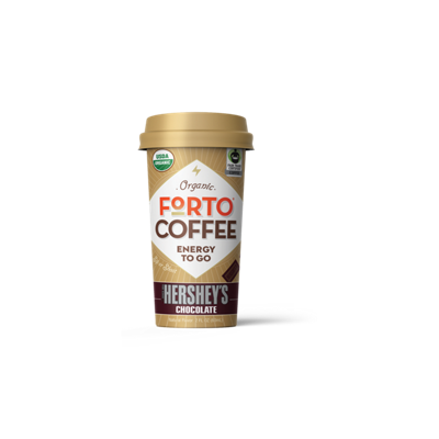 FORTO® Coffee Shots Hershey's Chocolate®