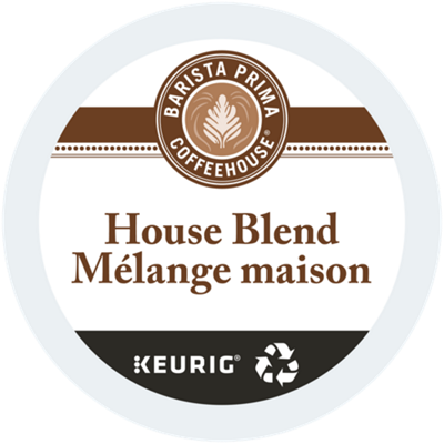 House Blend Coffee Recyclable