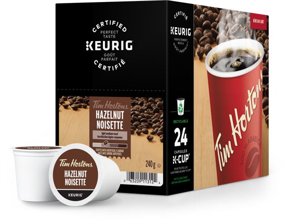 Limited time offer. Get $2 off on 24-count K-Cup® pod boxes