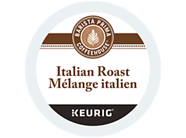 Italian Roast Coffee Recyclable