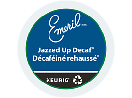 Jazzed Up Decaf® Coffee Recyclable