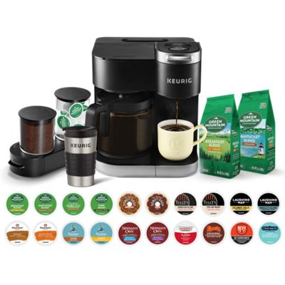 K-Duo™ Coffee Experience Bundle