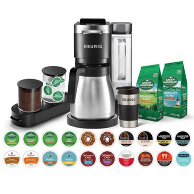 K-Duo Plus™ Coffee Experience Bundle