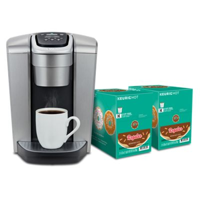 Keurig® K-Elite™ The Original Donut Shop® Pod Bundle