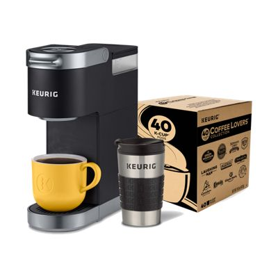 K-Mini Plus Coffee Experience Bundle