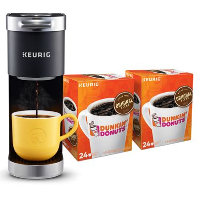 Keurig® K-Mini Plus™ Dunkin' Donuts® Bundle