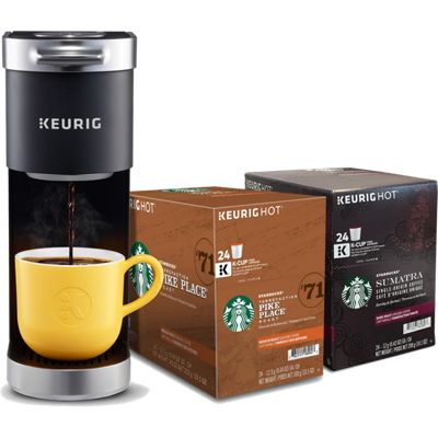 Keurig® K-Mini Plus™ Starbucks® Bundle