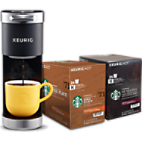 Keurig® K-Mini Plus® Starbucks® Bundle
