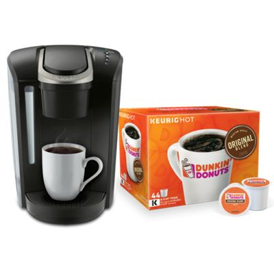 Keurig® K-Select® + Dunkin' Donuts® Father's Day Bundle