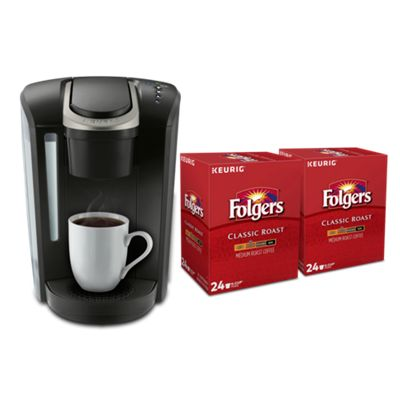 Keurig® K-Select® Folgers® Classic Roast® Coffee Bundle