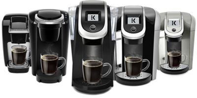 Keurig KCup Pods Single Serve Coffee Makers Keurig