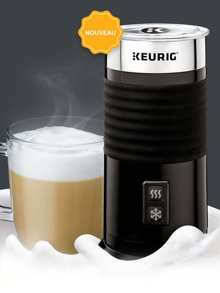 Brewer and Milk Frother Image