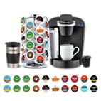 Keurig® K50 Coffee Experience Bundle