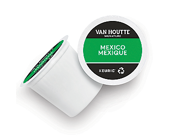 Mexico Fair Trade Coffee K Cup 174 Pods By Van Houtte 174 Keurig 174