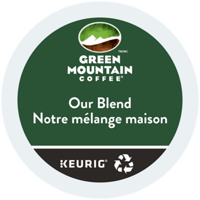 Our Blend FairTrade Coffee Recyclable