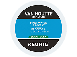 Swiss Water Decaf Fair Trade Organic Coffee Recyclable