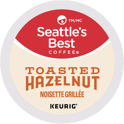 Toasted Hazelnut Coffee
