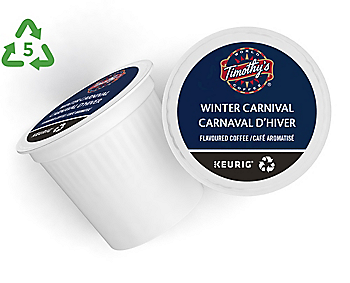 Winter Carnival Coffee Recyclable