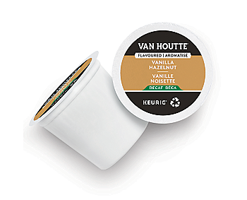 Vanille noisette déca recyclable