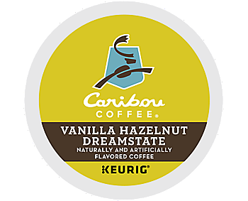 Vanilla Hazelnut Dreamstate Coffee