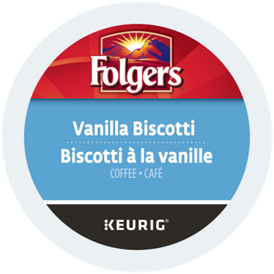 Vanilla Biscotti Coffee Recyclable