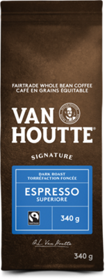 Café espresso superiore signature en grains