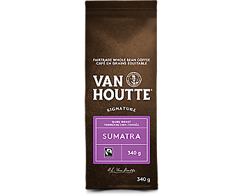 Café Sumatra signature en grains