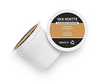 Vanille noisette recyclable