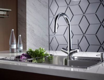 water filtration faucet