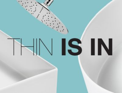 Thin Trends by Kohler