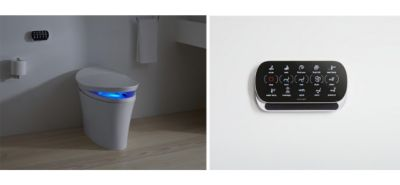 Gunakan Intelligent Toilet