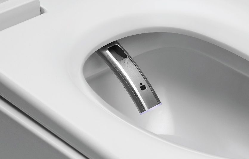 The power and efficiency of intelligent toilets