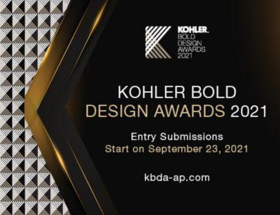 Kohler Bold Design Awards 2021