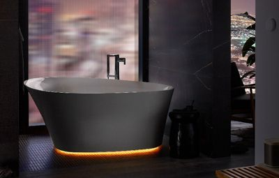 Ubah kamar mandi Anda menjadi sebuah spa