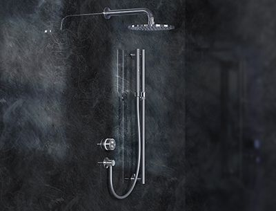 Dual Shower Configuration: