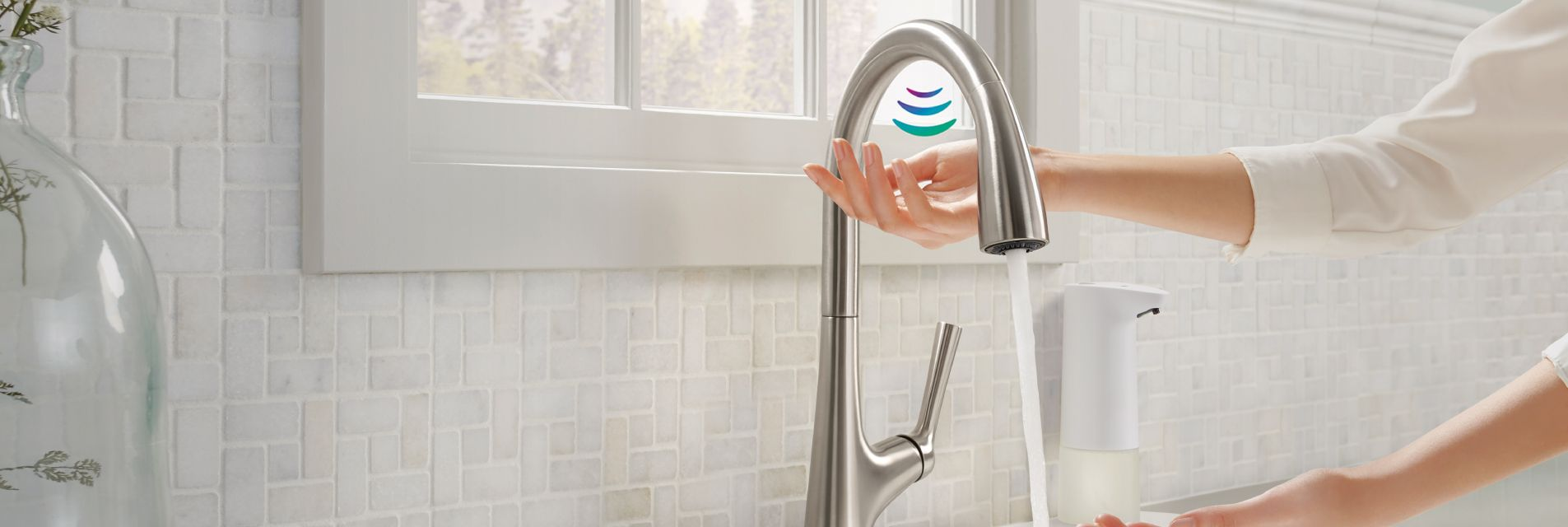 Hands-Free and Convenient: The Malleco™ Touchless Faucet