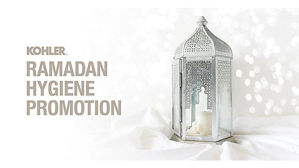 Kohler Ramadan Hygiene Promotion