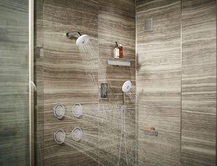 chức năng đặc biệt khi nâng cấp sen tắm