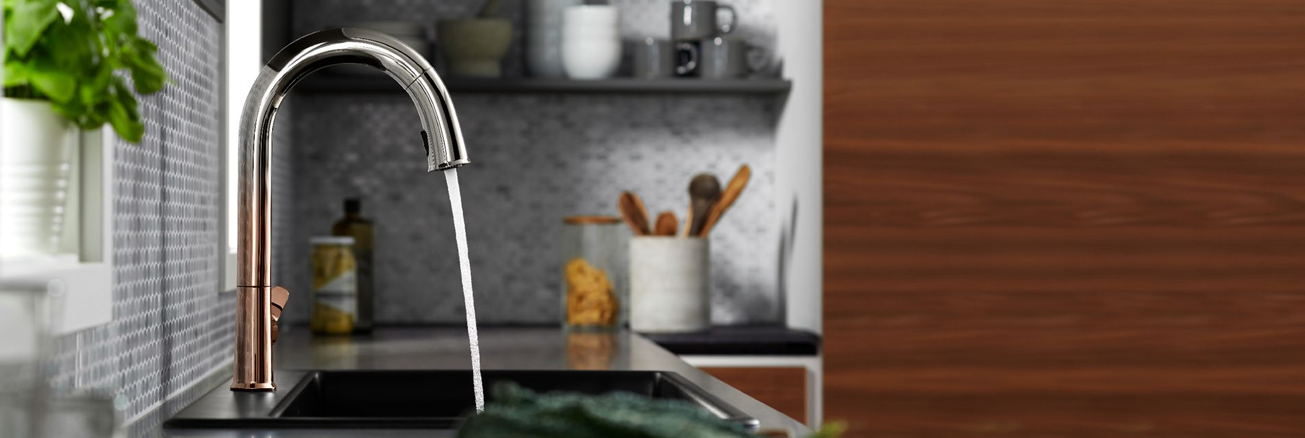 Kitchen Faucet Innovations