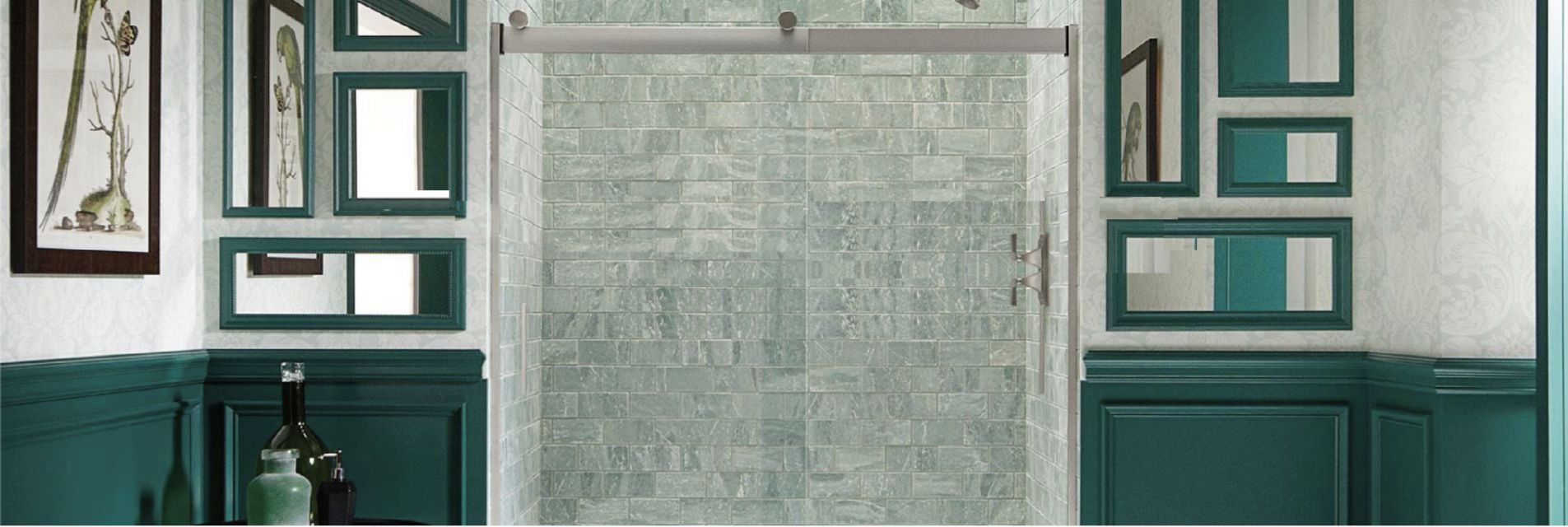 Choose the shower door that is right for you