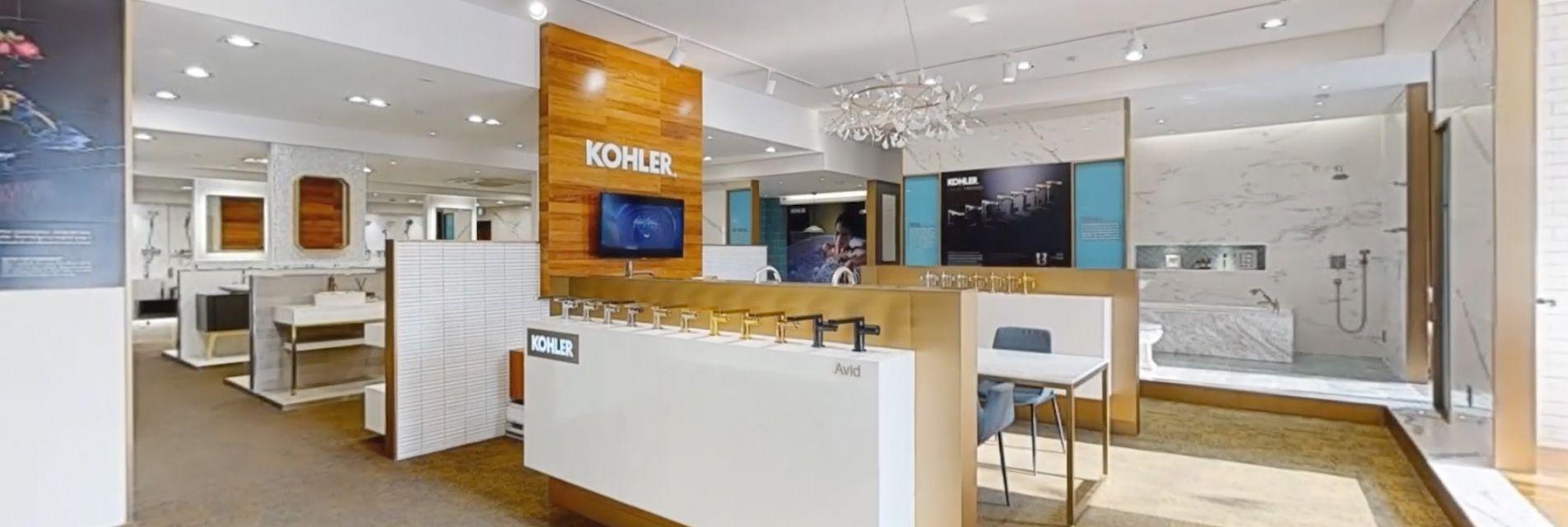 KOHLER's VR Showroom