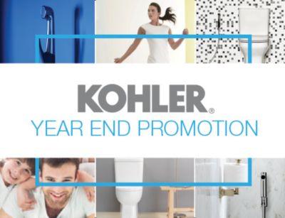 KOHLER YEAR END PROMOTION