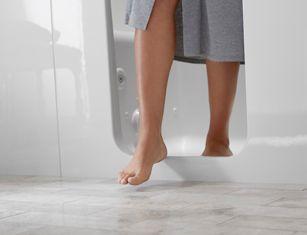 Thềm bước chân thấp (3 inch/ 76mm)