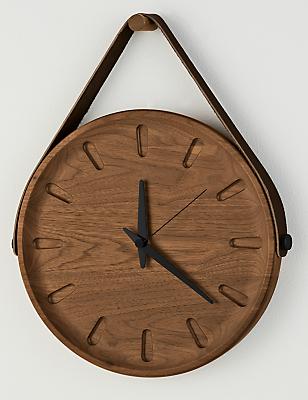 . Toland Wall Clock