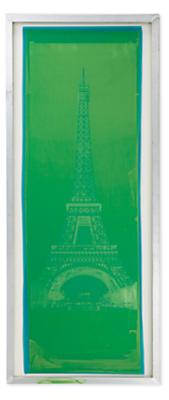 Eiffel Tower Screen Art
