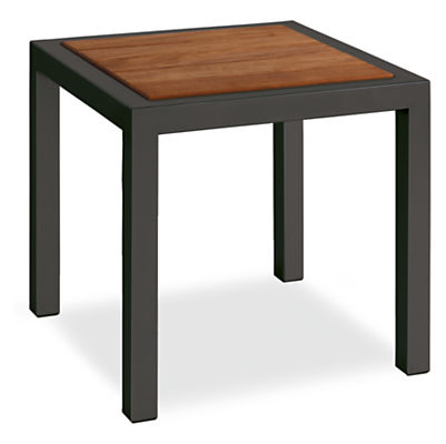 Montego 18w 18d 17h Square Side Table