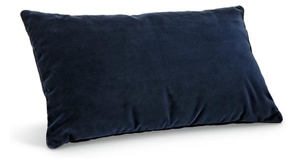 Velvet 22w 13h Throw Pillow