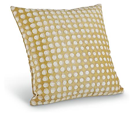Dot 18w 18h Throw Pillow